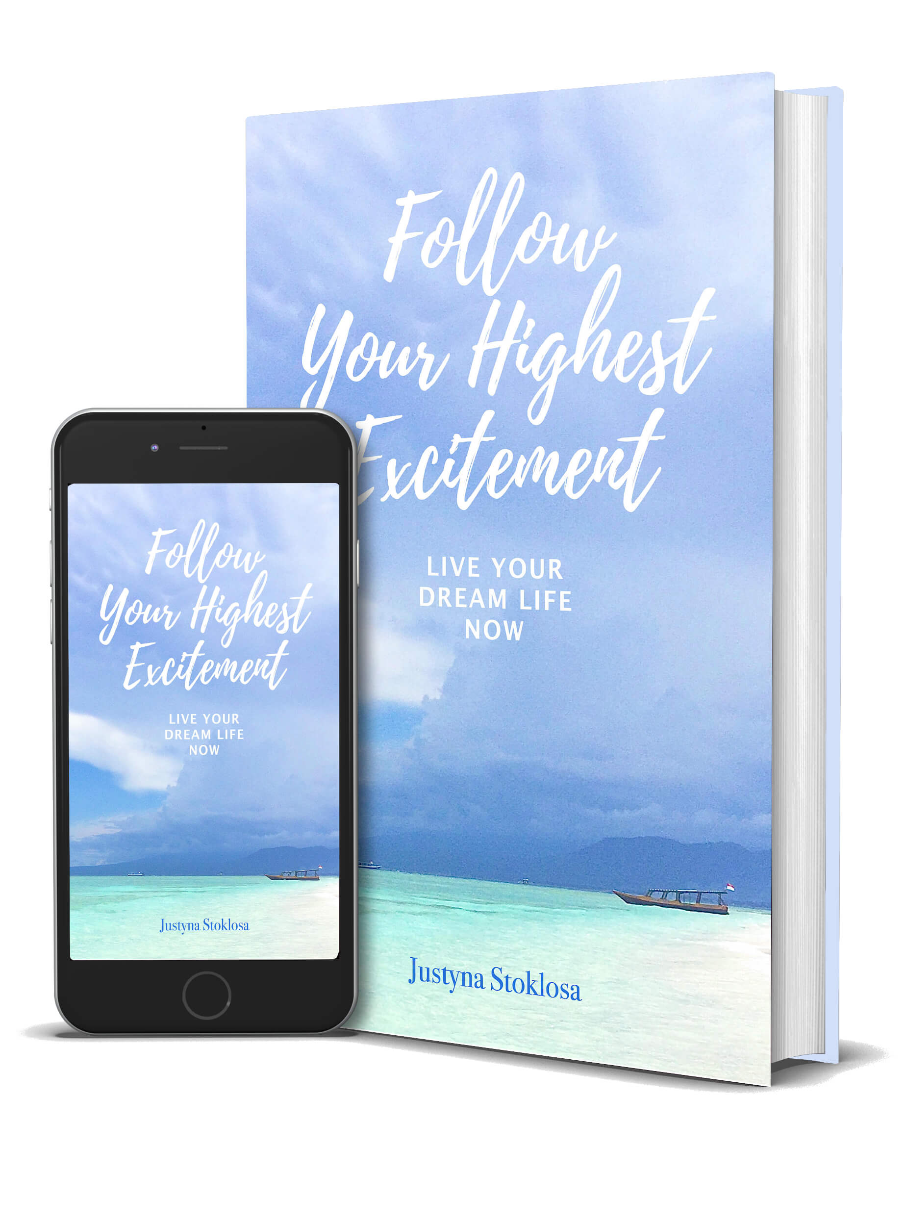 Follow Your Highest Excitement. The best book about weightloss, eating disorders and how to be happy
